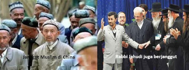 Hukum Memelihara Jenggot : Terinspirasi Soal Janggut Partai PKS dan Masalah Janggut di China