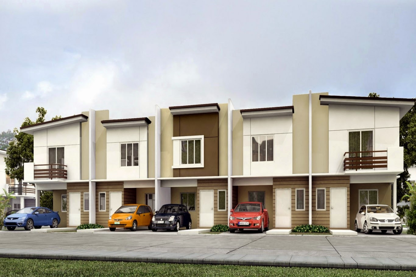 Invest House Lot Philippines Modern