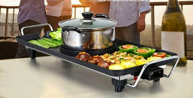 New 2in1 BBQ (osh)