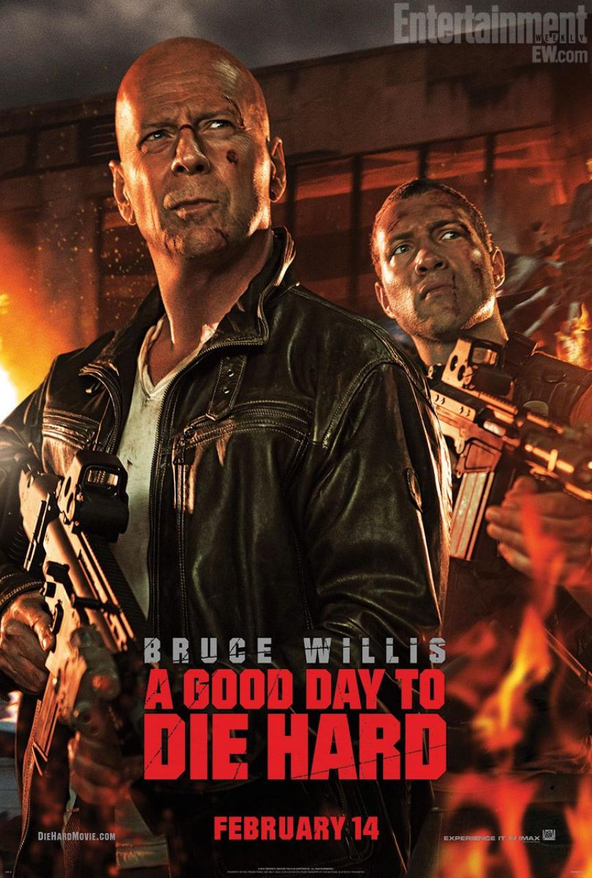 A Good Day To Die Hard [FRENCH] [HDRip] 1CD & 2CD AC3