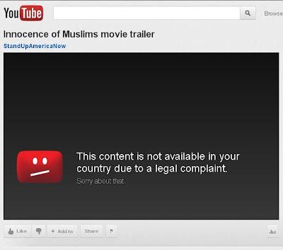 Innocence of Muslims - Film Menghina Nabi SAW dan Para Sahabat