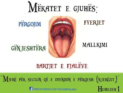 Mëkatet e gjuhës