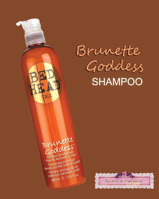 Bed Head Brunette Goddess Shampoo Reviews