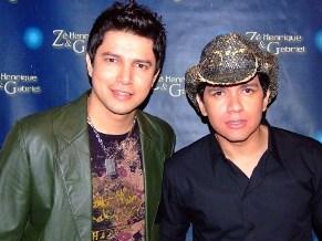 Lançamento da dupla Zé Henrique e Gabriel em 2012