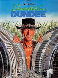 Baixe imagem de Crocodilo Dundee (Dublado) sem Torrent