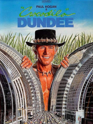 Crocodilo Dundee - DVDRip Dublado