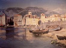 vieux port de Toulon( petit rang)