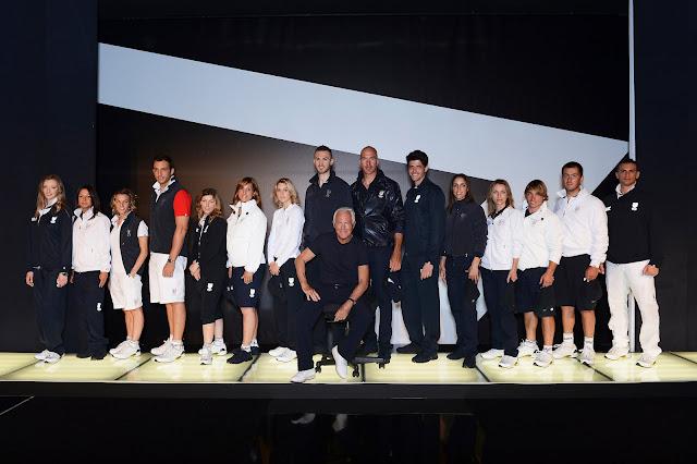 EA7: colección de Italia en los Juegos Olímpicos de Londres