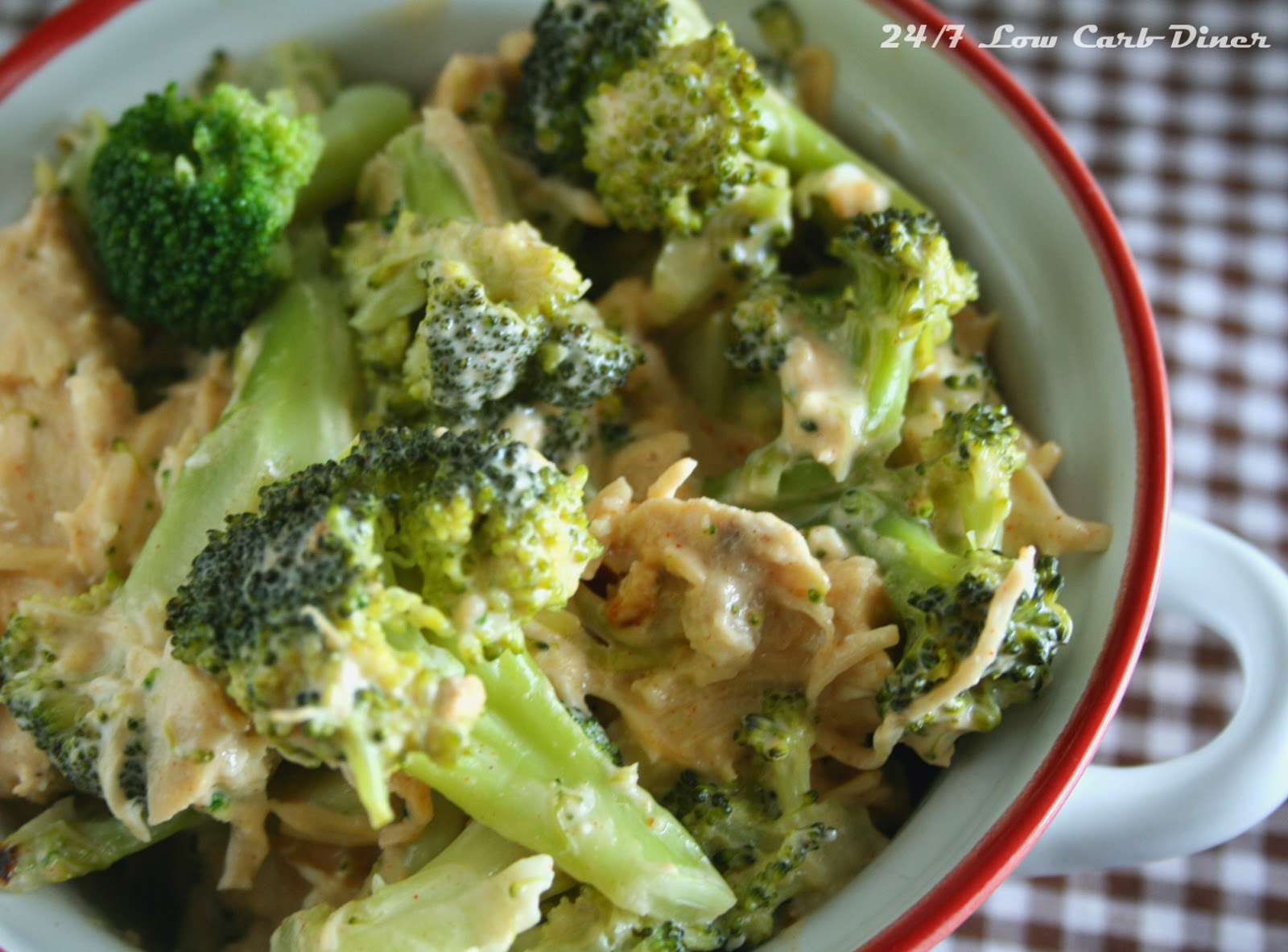 Chicken and broccoli casserole - photo#4