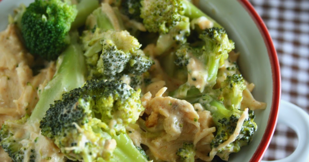 24/7 Low Carb Diner: Chicken and Broccoli Casserole for 2...or 6. You ...