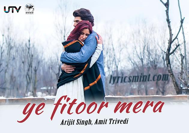 Yeh Fitoor Mera (Fitoor) HD Video Songs Download