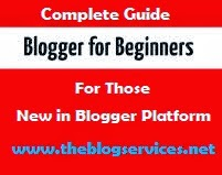 How to Start a Blog on Blogger for Beginner