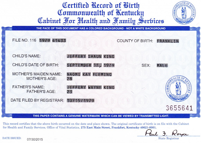 re-newsit!: exclusive: new document shows jeffery shaun king's