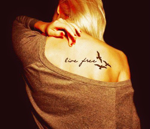 Cute Tattoo Quotes For Girls