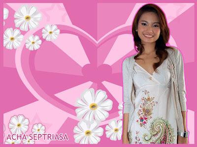 foto dan profil Acha Septriasa