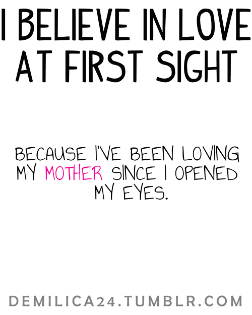 I Love You Mom Quotes From Daughter Tumblr : Love Mom Tumblr Images & Pictures - Becuo