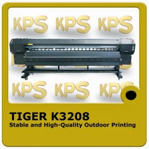 Tiger K3208 Digital Printing