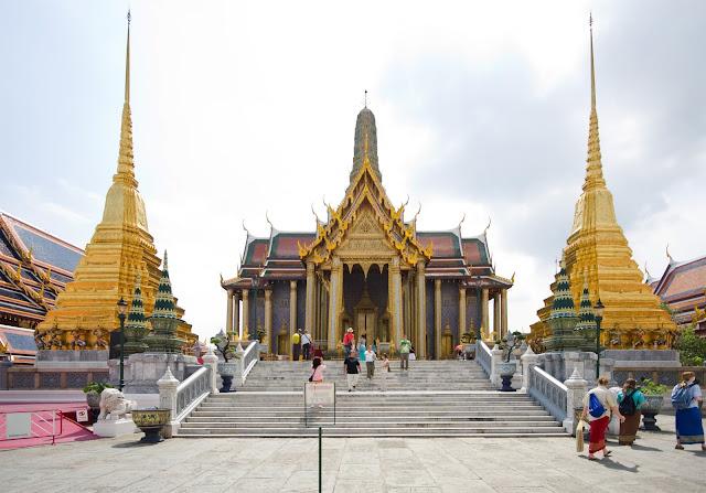 đặt vé máy bay đi Bangkok air asia giá rẻ