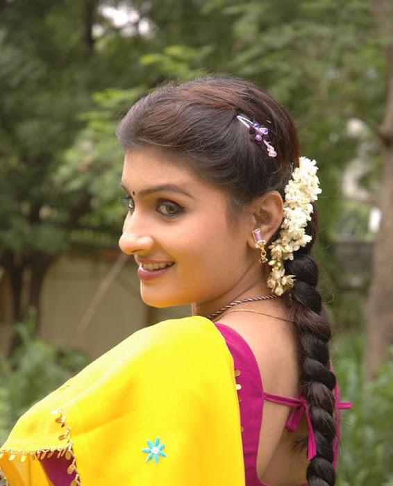 rupasri half saree actress pics