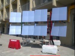 Die Solarwand (Firma isomorph)
