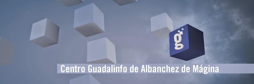 GUADALINFO ALBANCHEZ DE MÁGINA