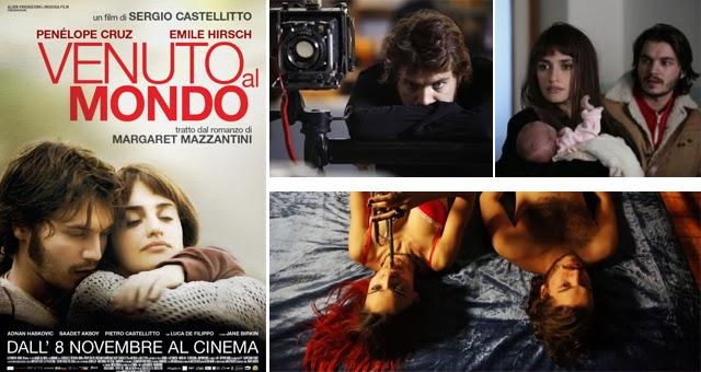 Top 3 Filmes - Venuto al Mondo