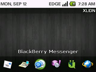 Turning Signals Blackberry Turn Off When Battery Low