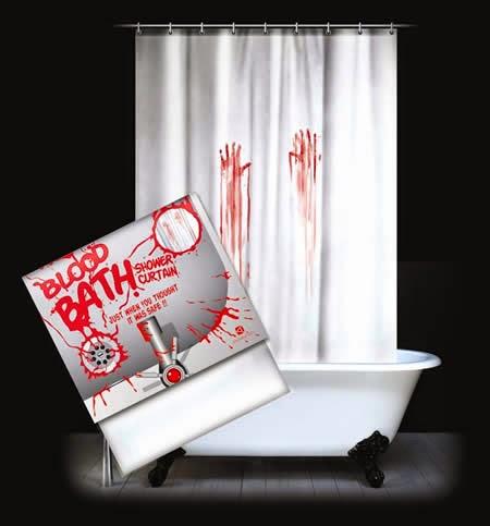 blood screen shower