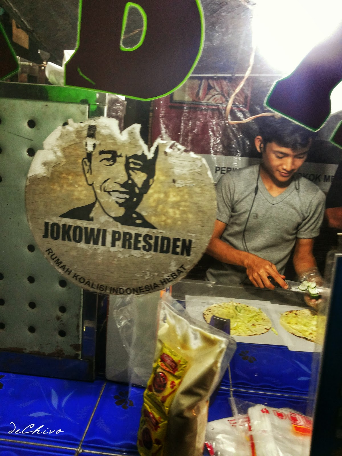 Lapak Gerobak Kebab