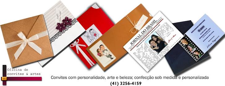 Oficina de Convites & Artes