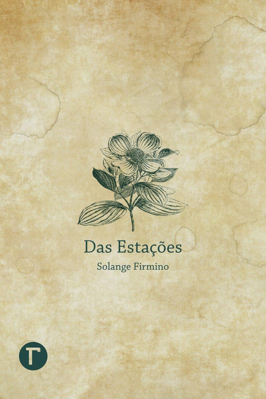 capa do livro 'Das estações'