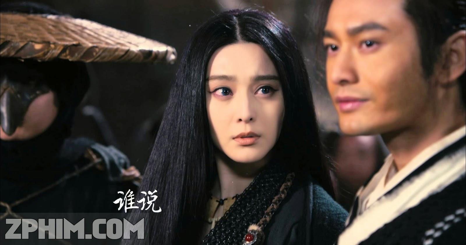 Ảnh trong phim Tân Bạch Phát Ma Nữ - The White Haired Witch of Lunar Kingdom 3