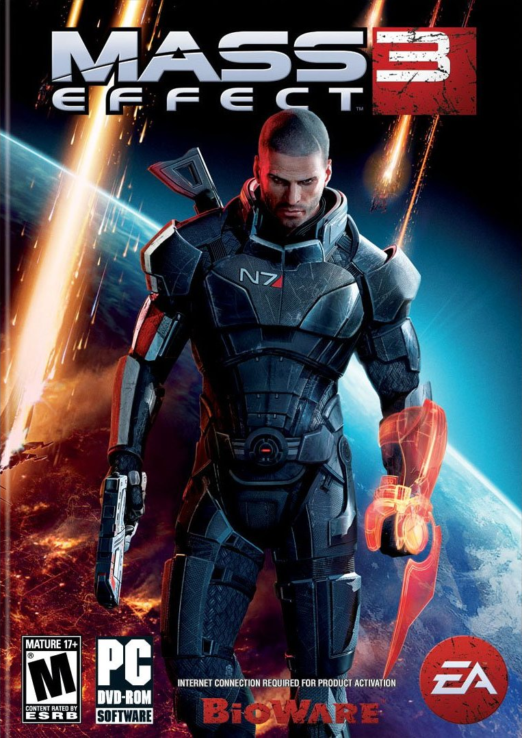 Mass effect 3 porn movies