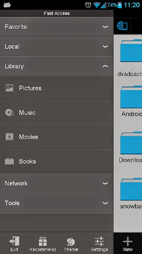 ES File Explorer File Manager v4.0.2.1