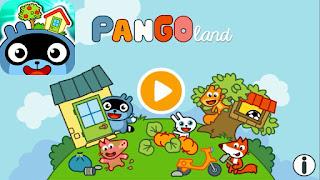Pangoland app gameplay
