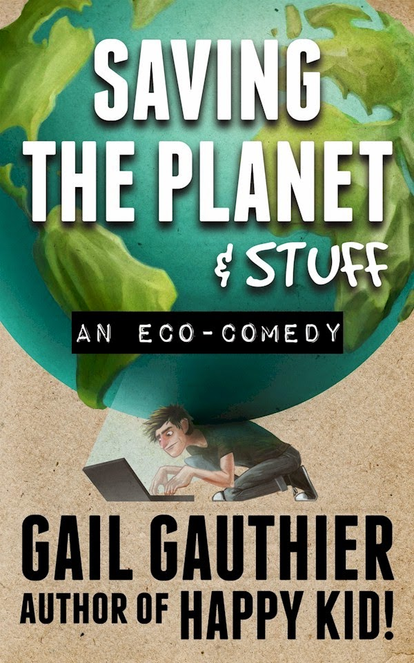 "Review of ""Save the planet & stuff"" by Gail Gauthier"