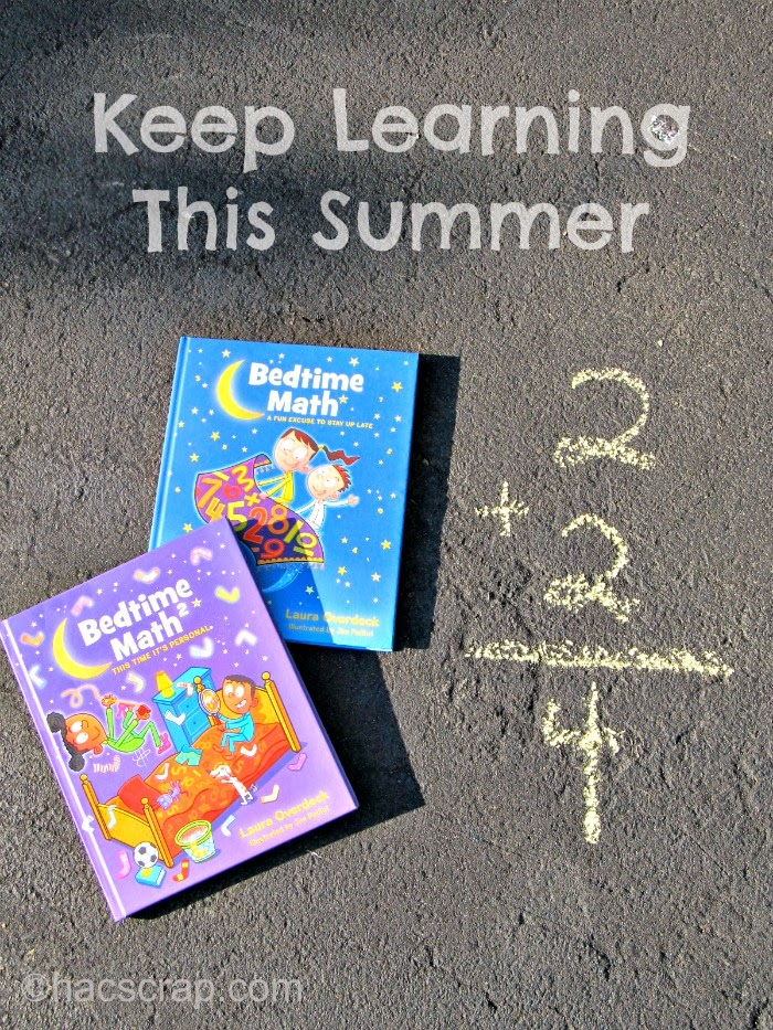 My Scraps | Bedtime Math Books