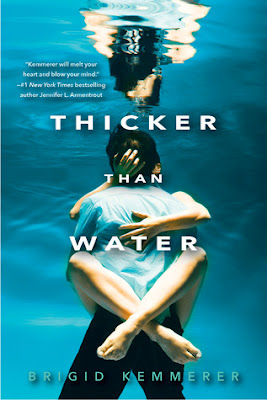 ARC Review: Thicker Than Water by Brigid Kemmerer