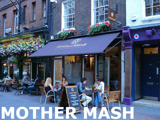 REVIEWED: MOTHER MASH