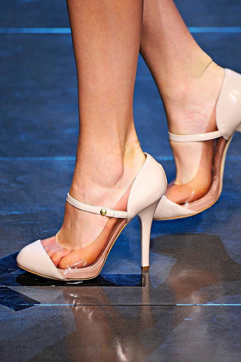Shoe Trends 2012