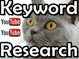YouTube Keyword Research Using VideoLC