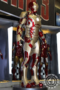 Iron Man 3 Movie 2013 PosterMark Xlii