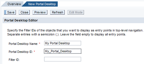 Creating Custom Theme, Desktop, Framework Page and assigning it to User/group. onlysapep.blogspot.in only sap ep  blogspot