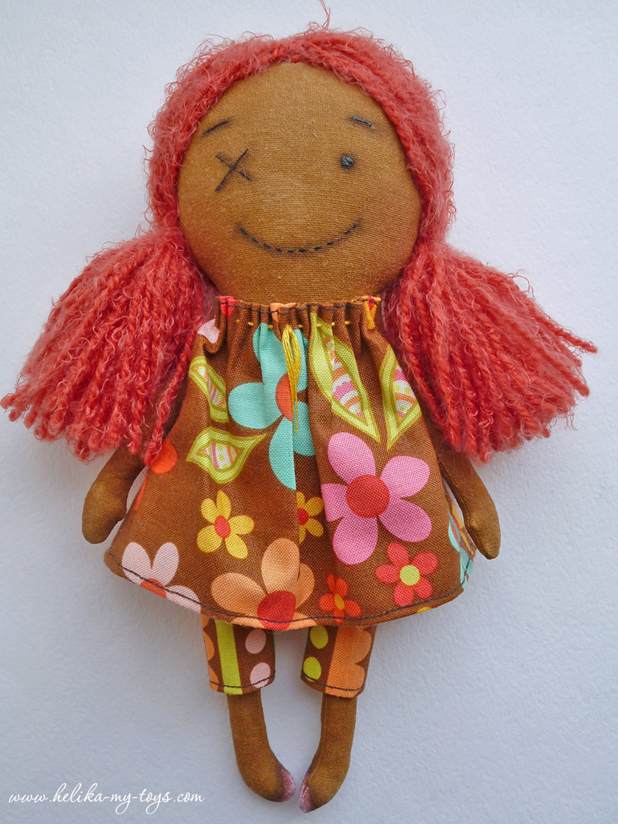 Кукла повар выкройки