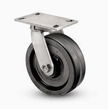 casters and wheels, phenolic, phenolic casters, heavy duty casters