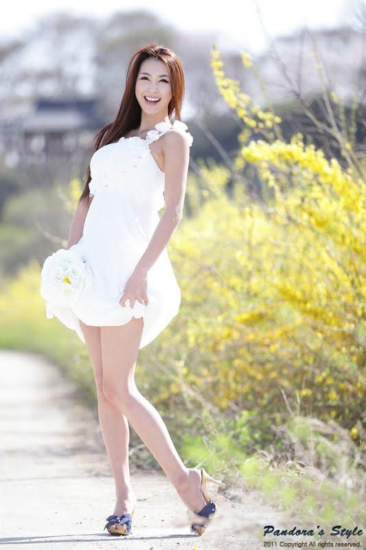 Korean Model Ju Da Ha