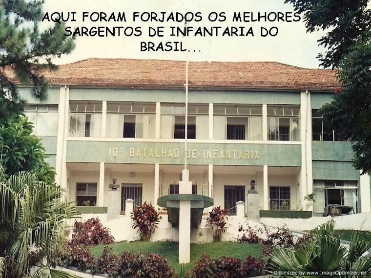 NO FOGO FORTE QUE SE FORJA O AÇO BOM.