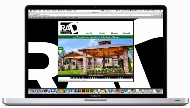 rod wickham rad design - website design