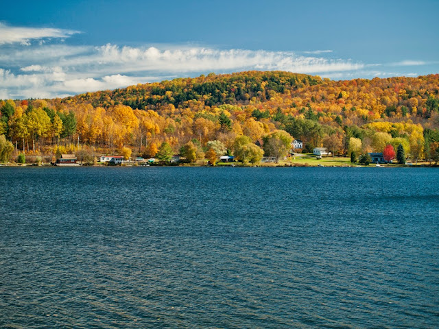Hortonia Lake, Vermont