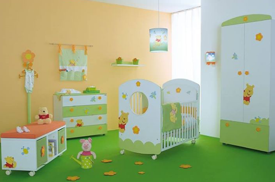 Kids Room Interior Ideas
